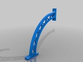 Bigger Z-axis stabilizer bracket