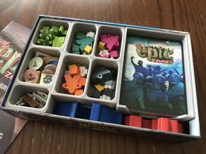Tiny Epic Zombies (TEZ) Storage Solution