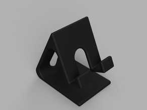 Note 4 (and similar) Phone stand