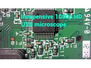 Microsoft Lifecam Studio Electronics Microscope