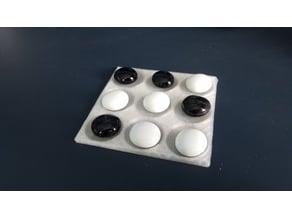 tictactoe tray