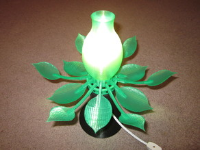 Blossoming Lamp