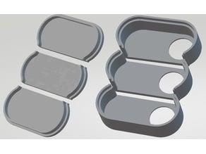 Modular Amazon Dash Button Case