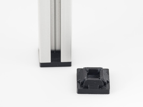 2020 Extrusion Rubber Foot