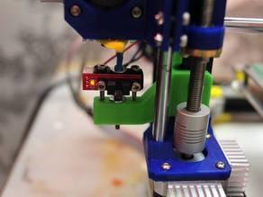 Optical endstop adjust fixture