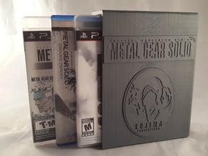 Metal Gear Solid Anthology Case