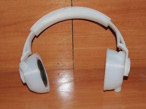 Watertight ver of EQ-1 Headphones.