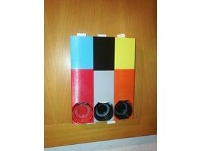 Soda Stream Capholder / Soda Stream Deckelhalter