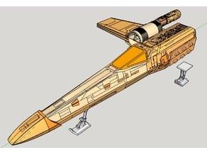 Landing Gears for X Wing
