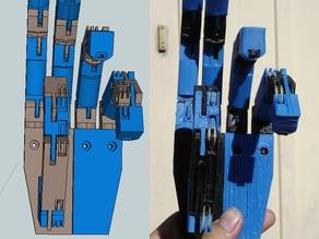 Robotic Hand v3.0