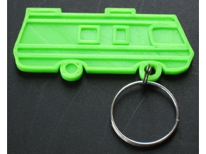 RV Key Ring