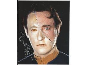 A Star Trek fan production - Lt. Commander Data