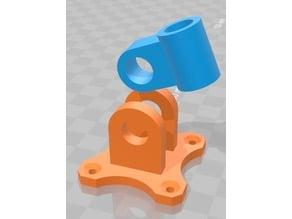 Frame Stabilizer for Prusa i3 Hephestos XL