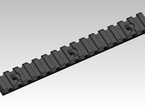 airsoft parts rail