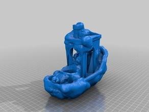 3D Deformed Benchy (Torture Test)