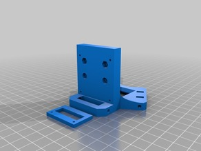Anycubic Linear Plus Dual Extrusion Effector Cyclops
