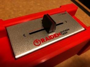 Raidenfader RXI-F2 - Portable Fader Performance Stand