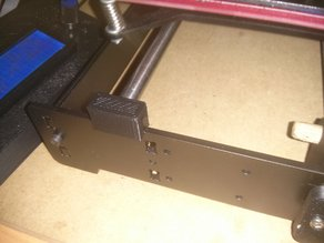 Prusa i3 Steel end Y Axis