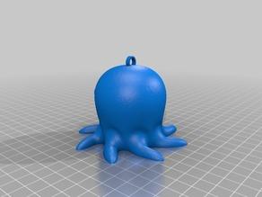 Cute Octopus ornament