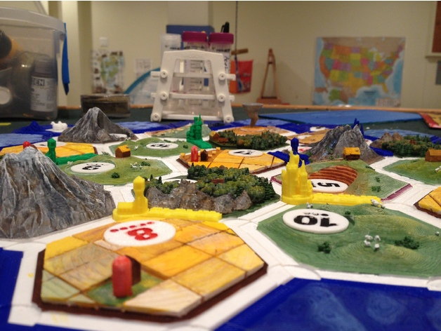 Settler of catan collection magnetic by shocksofmighty for 15 metrotech center 7th floor brooklyn ny 11201