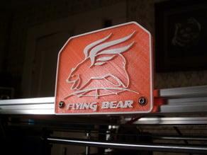 FlyingBear P902 Nameplate