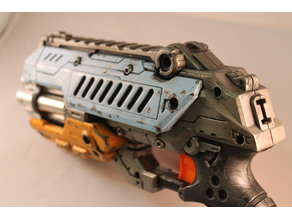 Zuru Reflex TK-6 cosmetic and perfomance parts