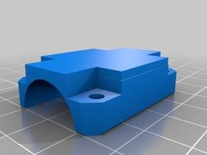 Xy-joiner for 10mm Y-Axis (19mm bushings) Hypercube 3D Printer