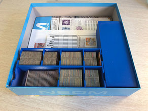 Neom Board Game Organzier