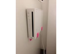 Wii Wall Support