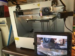 The $10 webcam, ESP32-CAM + IPEX-to-SMA antenna, magnetic case