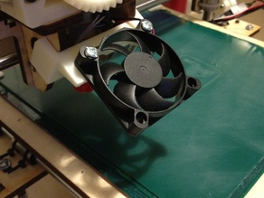 Printbot LC 50mm Fan Mount