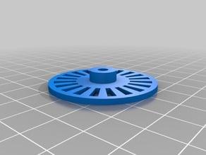 Parametric Encoder Wheel - Public Domain