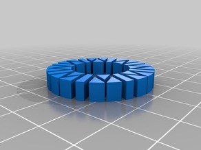 3D render of the Open Winsford Logo