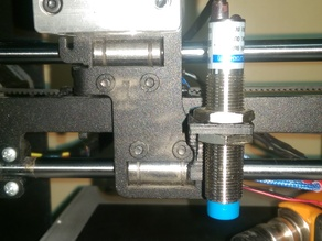Printrbot Play  Bed Probe Mount