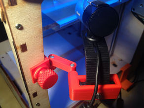 Webcam holder for Ultimaker