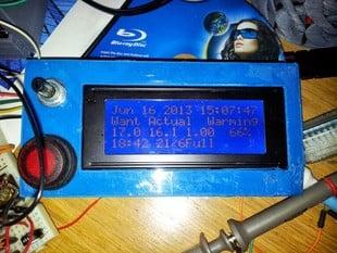 20x4 LCD Case