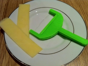 Cheese Slicer (with tidy wire)