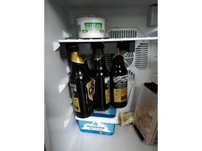 Fridge beerhangers