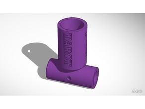Tarot Landing Gear T joint (tarot 680/ tarot 650/ tarot 680 or any drone with 16mm tubes)