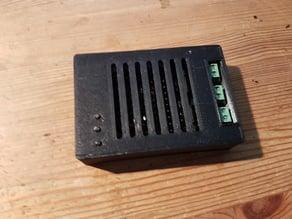 Housing for cheap 2x 100W Bluetooth digital amplifier // Gehäuse für günstigen 2x 100W Bluetooth digital Verstärker