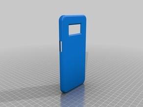 Samsung s8 rubber case