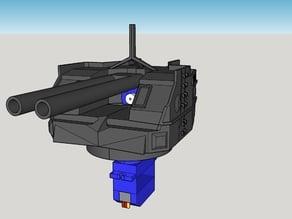 NAVAL GUN for W&PF project V1 MK2