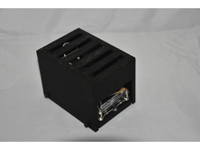 Enclosure Case for Sunfounder Acrylic Case Compatible with Arduino Mega 2560