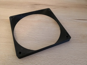 120mm and 140mm Fan Shroud for Radiator