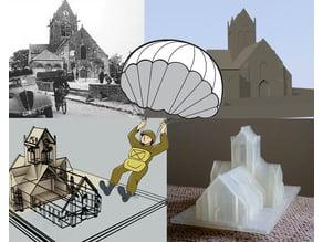 D-Day : Sainte-Mere-Eglise