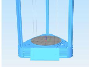 Micromake D1 Simplify3D model