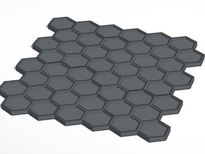 Board for Pocket Tactics (Old Size)