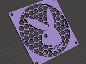 Playboy - Fan Cooler Grid - Grill - Shield 80x80