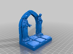 Angel Archway (based on OpenForge)