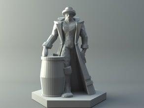 Gnome - D&D miniature